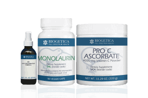 Biogetica Essentials Kit with C5 Inflammease Formula