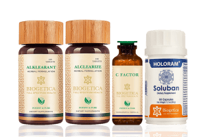 Freedom kit with Soluban and C factor formula