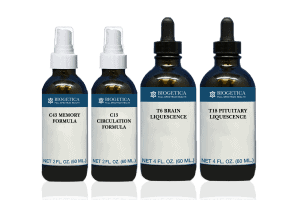 Optimal Kit With Homeopathic Pituitary And Brain Formula