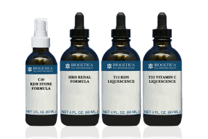 Optimal Kit with Homeopathic Renal