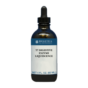 T7 Digestive Enzyme Liquescence