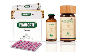 Biogetica Freedom Kit with OM 24 Formula and Femiforte tablets