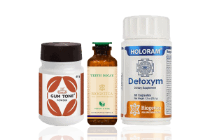 Doctor Recommended 4 Month Supply Biogetica Deliverance Kit with Teeth Decay