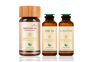 Doctor Recommended 4 Month Supply Biogetica Freedom Kit With G Factor