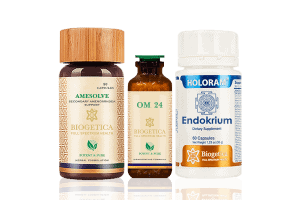 Doctor Recommended 4 Month Supply Biogetica Freedom Kit With OM 24 Female Genital Formula