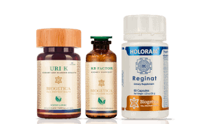 Doctor Recommended 4 Month Supply Full Spectrum Renal Support Kit With Reishi And Punarnava
