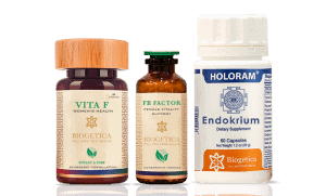 Doctor Recommended 4 Month Supply Freedom kit with OM24 FBD Endokrium formula